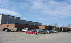 Ajax Tocco Canada facilities